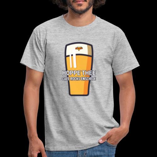 Hoppe Thee - Mannen T-shirt