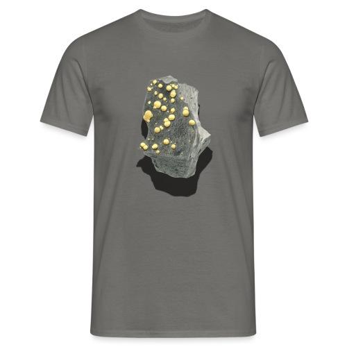 Kugelcalcit - Männer T-Shirt