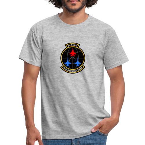 DCS Refugee Camp - Männer T-Shirt