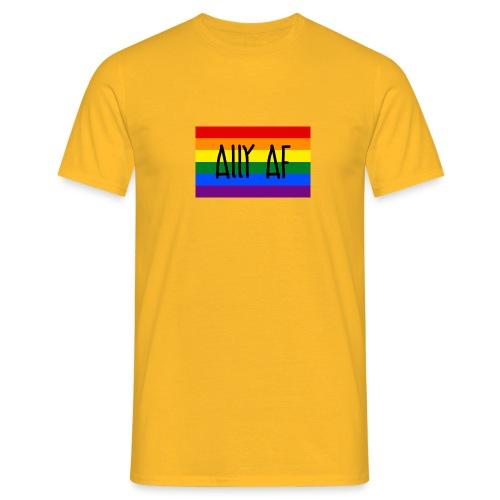 ally af - Männer T-Shirt