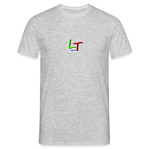 Logo LTSDNetwork, design simple. - T-shirt Homme