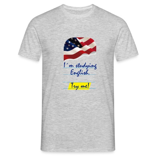 Base Try me 0 04 - Camiseta hombre
