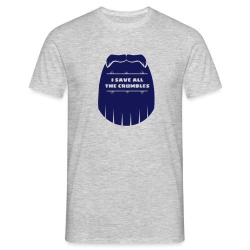 Crumblebeard - T-skjorte for menn