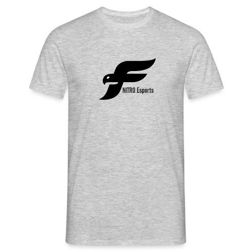new NITROESPORTS logo - T-shirt herr