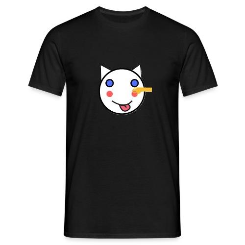Alf Cat With Friend | Alf Da Cat - Men's T-Shirt