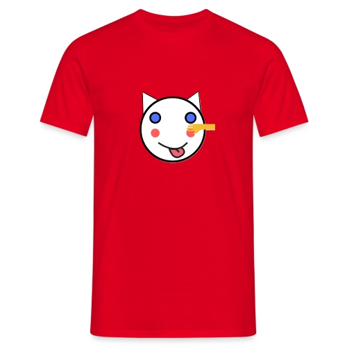 Alf Cat With Friend   Alf Da Cat - Men's T-Shirt