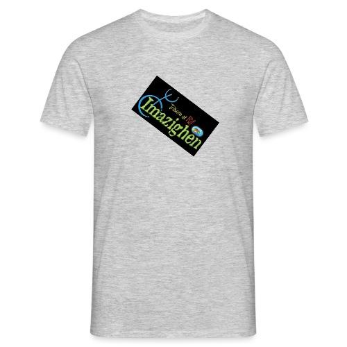 Imazighen ithran rif - Mannen T-shirt