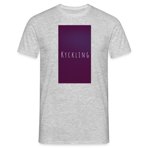 K Y C K L I N G - T-shirt herr