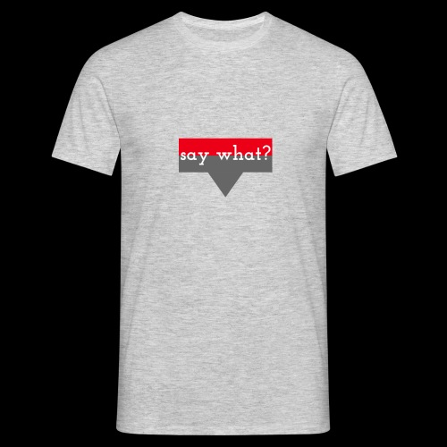 Modisch - Männer T-Shirt