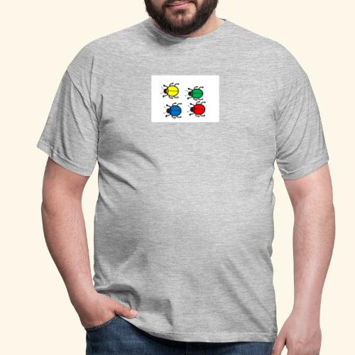 Beetle Lucia - T-skjorte for menn