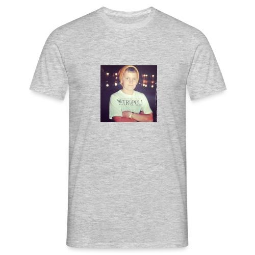 Shmokey X Metropolis range - Men's T-Shirt