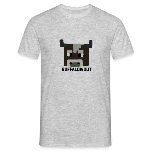 BuffaloWout Merch - Mannen T-shirt