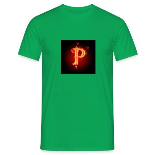 Power player nuovo logo - Maglietta da uomo