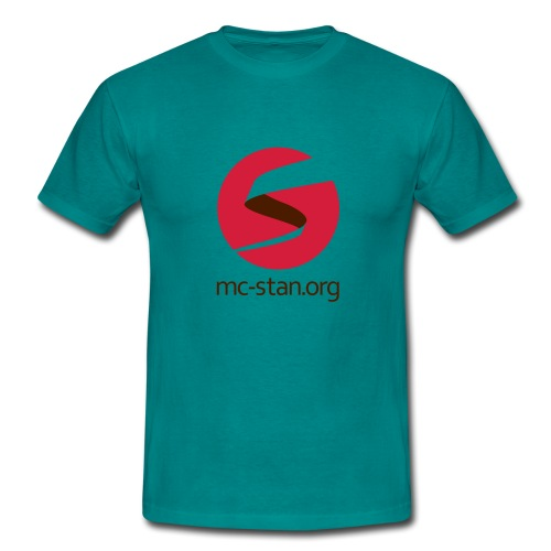 New Stan Logo - Men's T-Shirt