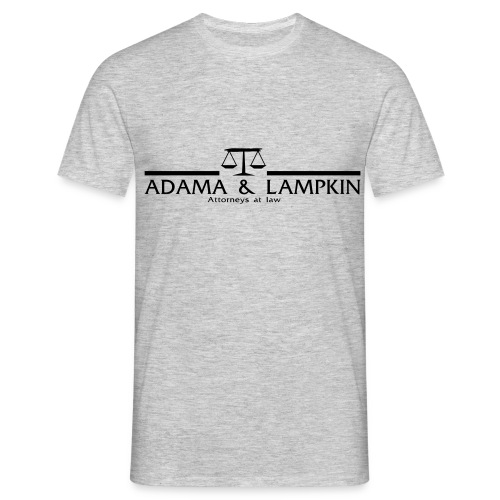 Adama and Lampkin T-Shirts - Men's T-Shirt