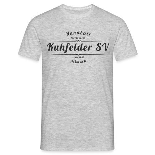 Kuhfelder SV black - Männer T-Shirt