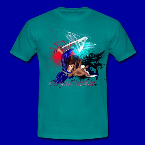 ANIME CORYXKENSHIN - Men's T-Shirt