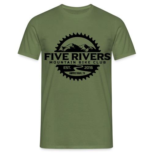 FIVE RIVERS BIKE PARK - Camiseta hombre