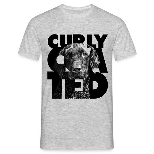 Curly Coated II - Miesten t-paita