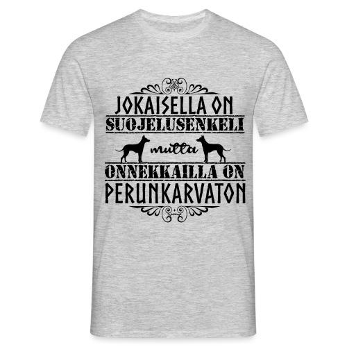 Perunkarvaton Enkeli II - Miesten t-paita