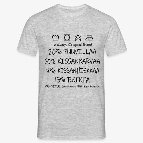 Kissi Original Blend - Miesten t-paita
