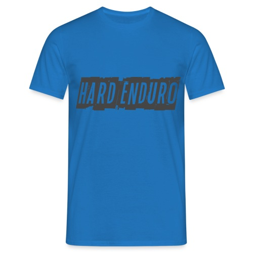 Hard Enduro - Men's T-Shirt