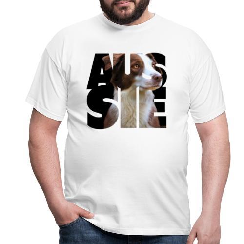 Aussie II - Miesten t-paita
