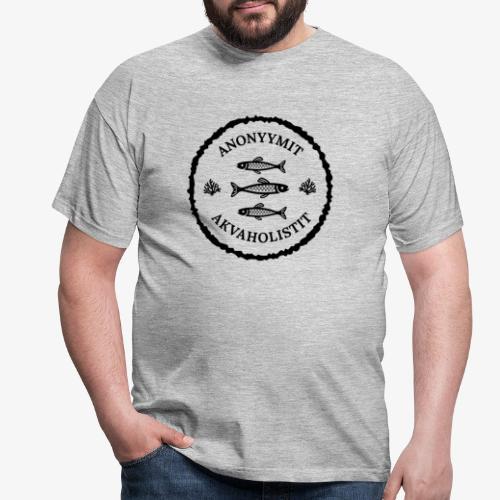Anonyymit Akvaholistit II - Miesten t-paita