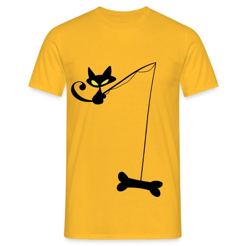 FISHING - Mannen T-shirt