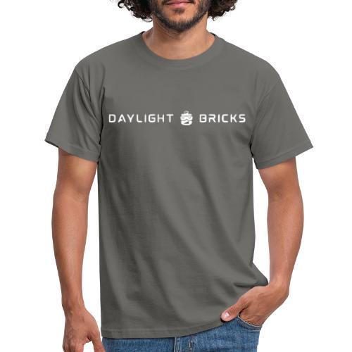 Daylight Bricks - T-shirt herr