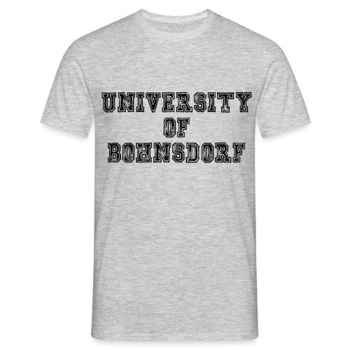 University of Bohnsdorf - Männer T-Shirt