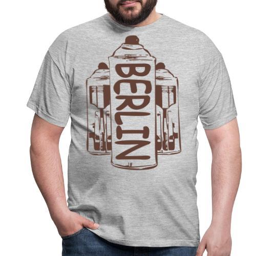 Berlin Power - Männer T-Shirt
