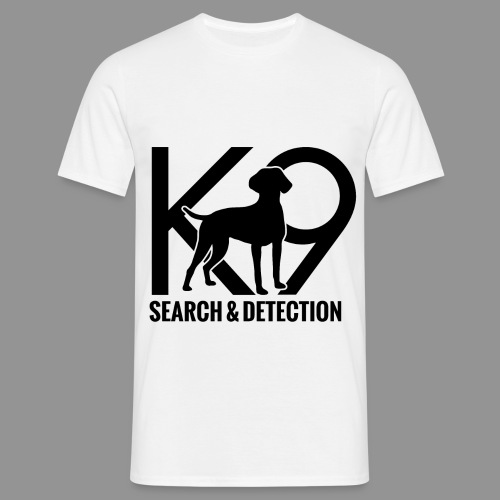 K-9 German Shorthaired Pointer - Men's T-Shirt