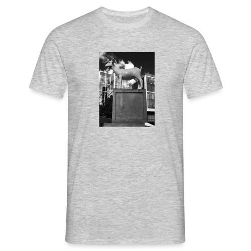 Ged tee - Herre-T-shirt
