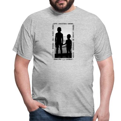 Fratelli - Maglietta da uomo