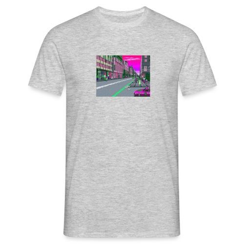 Game City 80's - Maglietta da uomo