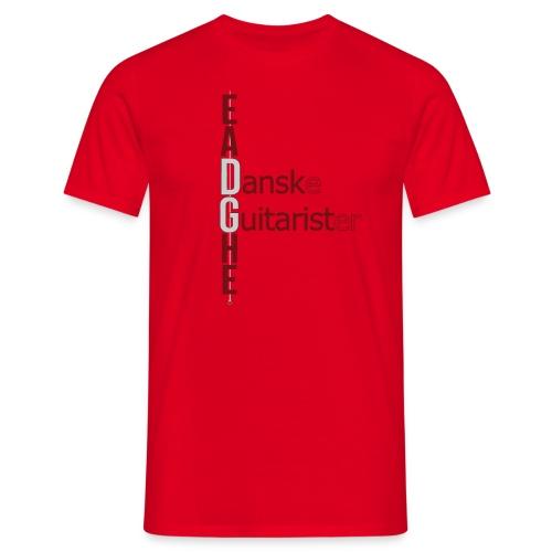 DG LOGO 16 - Herre-T-shirt