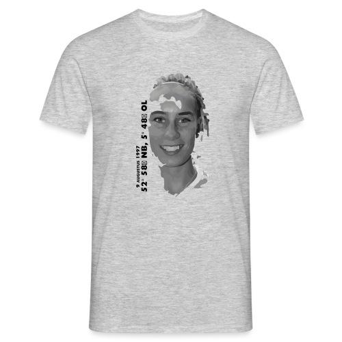 VAN DER WAL - Mannen T-shirt