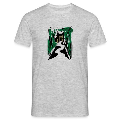 HALLOWEEN SPOOKY HAUNTED MANSION 2017 - Männer T-Shirt
