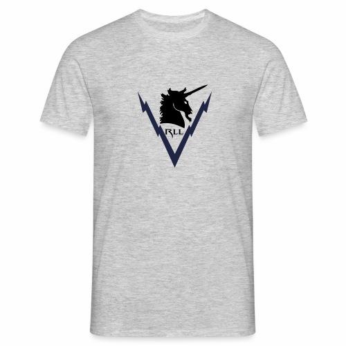Brand RLL Color - Maglietta da uomo