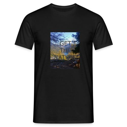 Get the Nature - Männer T-Shirt