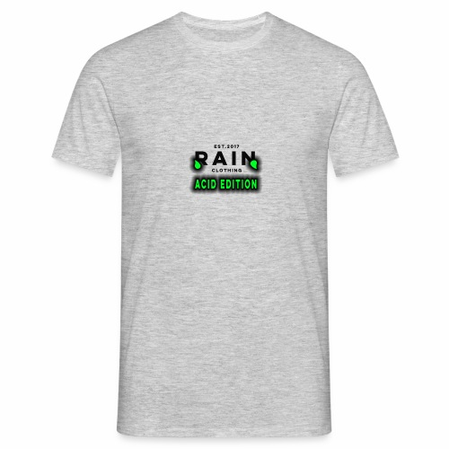 Rain Clothing - ACID EDITION - - Men's T-Shirt