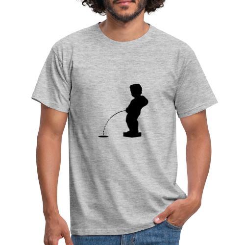 pisse masculine - T-shirt Homme