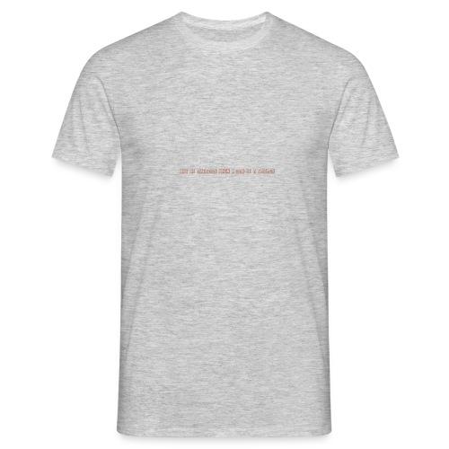 Be A Savage - Men's T-Shirt
