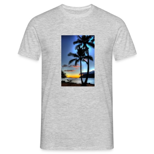 palme - Männer T-Shirt