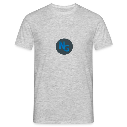 NG Logo - Herre-T-shirt