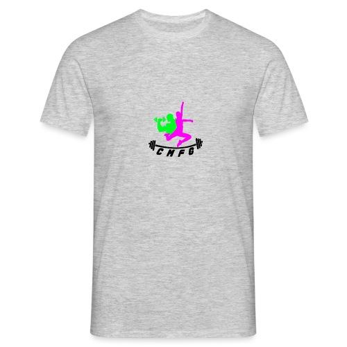 vert - T-shirt Homme