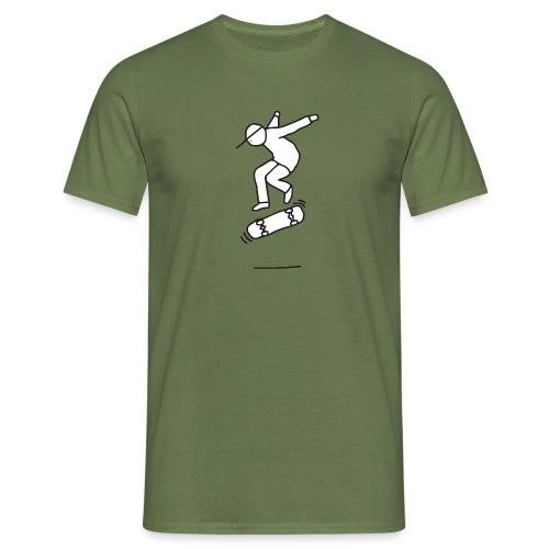 Tre Flip Character - Mannen T-shirt
