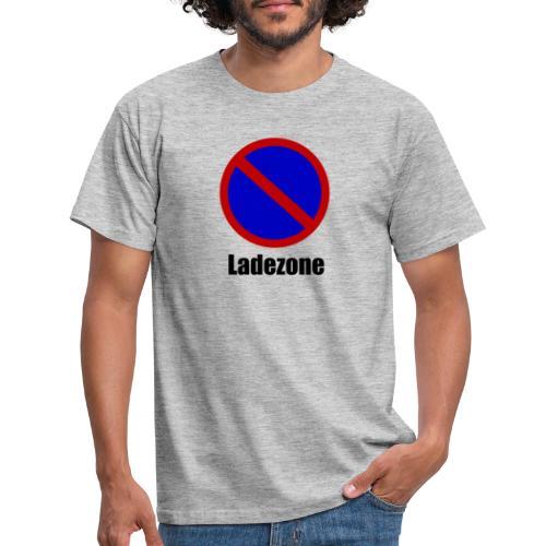 Ladezone - Männer T-Shirt