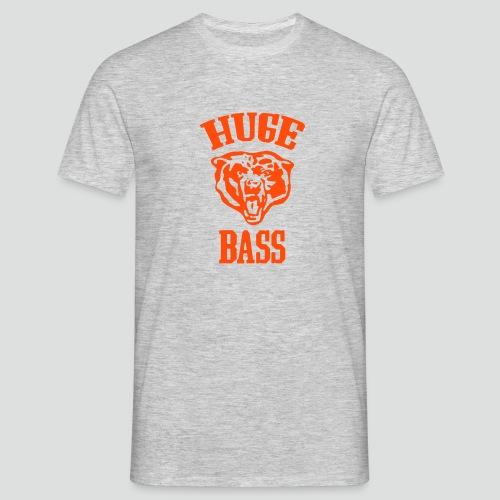 Huge Bear - Männer T-Shirt